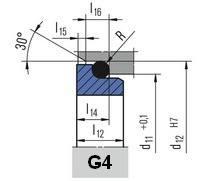 Неподвижное кольцо G4